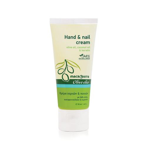 Hand & Nail Cream mini Olivelia