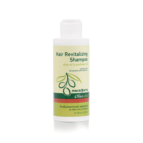 Hair Revitalizing Shampoo mini Olivelia