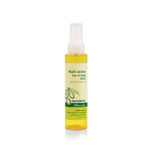 Multi-Action Hair & Body Elixir mini Olivelia