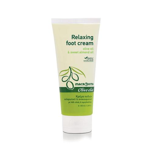 Relaxing Foot Cream mini Olivelia