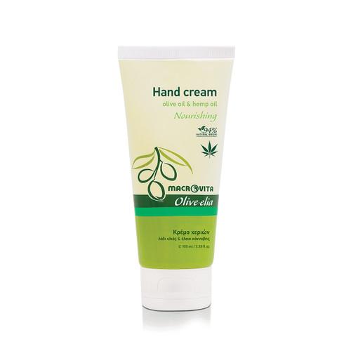 Hand Cream Nourishing Olivelia