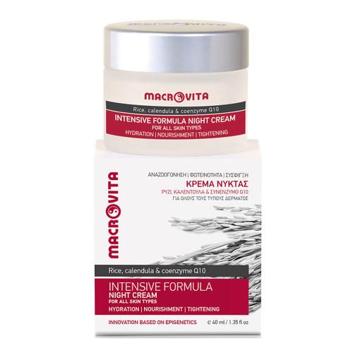 Intensive Formula Night Cream