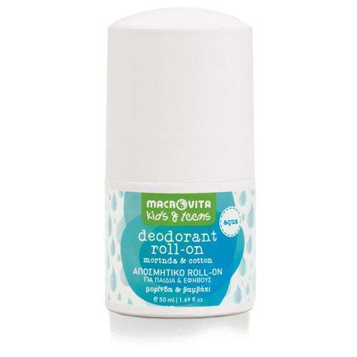 Kids Deodorant roll-on Aqua
