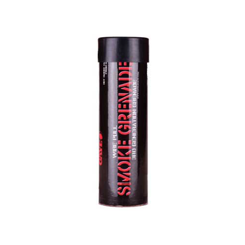 Enola Gaye Wire Pull Smoke Grenade - Red