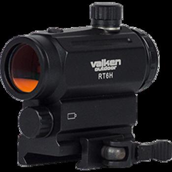 Valken Tactical Digital Mini Red Dot Sight w/QD Mount