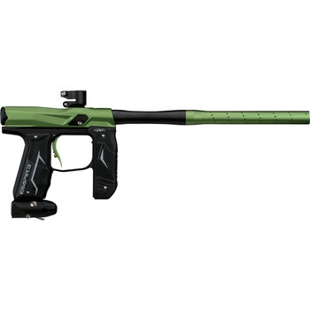 Empire Axe 2 Paintball Marker - Dust Black / Dust Green