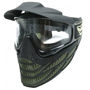 JT Flex 8 Paintball Mask Thermal - Olive