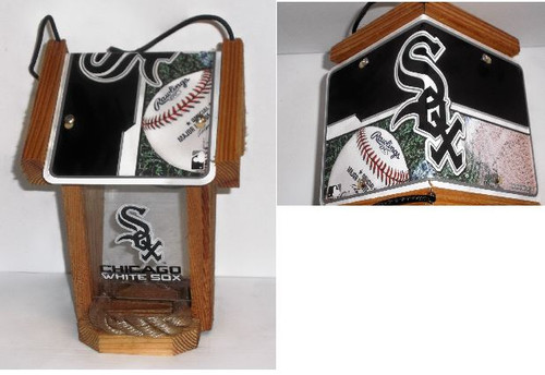 Chicago White Sox Bird Feeder