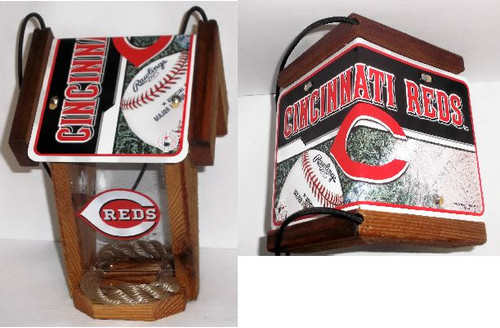 Cincinnati Reds  Bird Feeder
