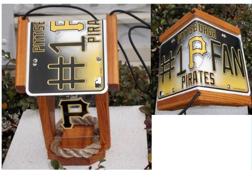 Pittsburgh Pirates Bird Feeder #1 Fan
