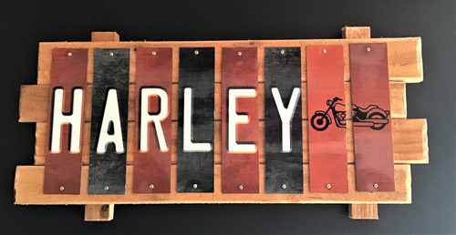 Harley Fun Strip Sign