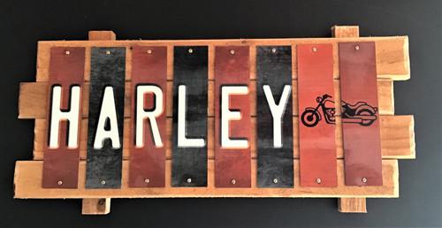 Harley Fun Strip Sign
