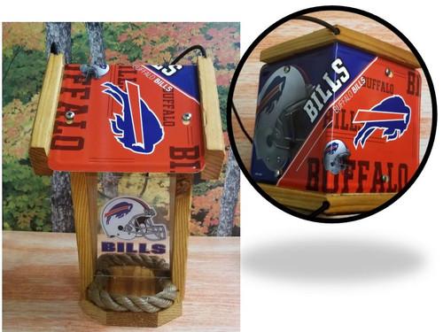 Buffalo Bills  License Plate Roof Bird Feeder (SI Series)