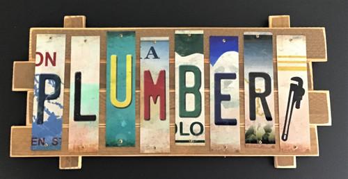 Plumber Strip Sign