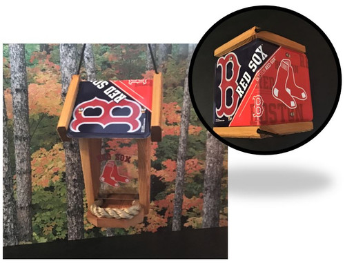 Boston Red Sox Bird Feeder (SI Series)
