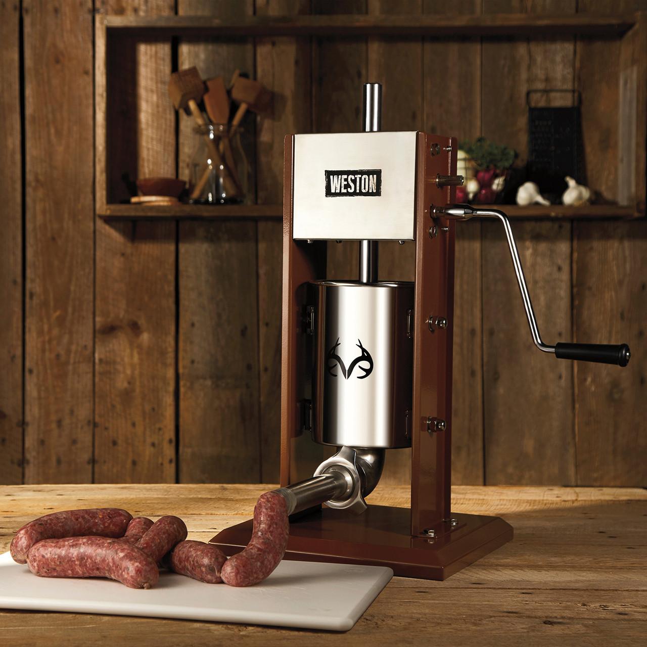 Realtree® 7 lb Vertical Sausage Stuffer
