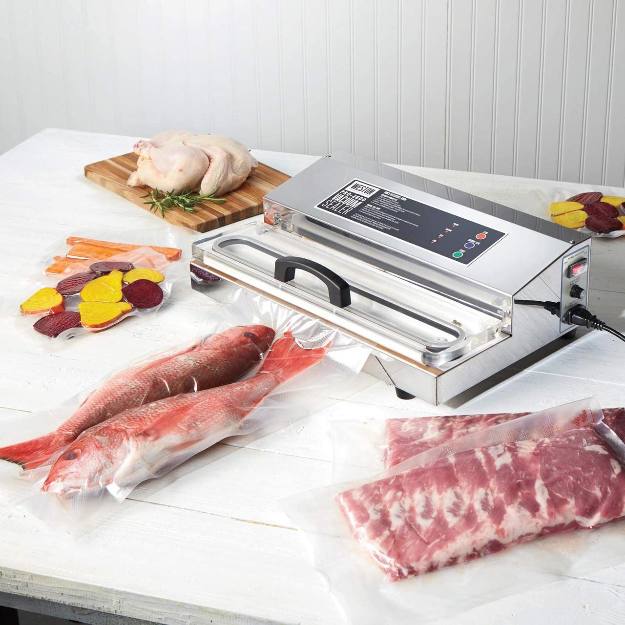 Weston Pro-2600 Stainless Steel Vacuum Sealer - Free Shipping