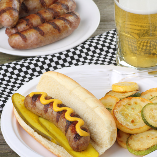 BEER BRATWURST SAUSAGE SEASONING BLEND 931-B Our Beer Bratwurst Seasoning is the best for beer brat lover's! Add your favorite beer into the mix to get even more tangy, frothy beer flavor in every bite!