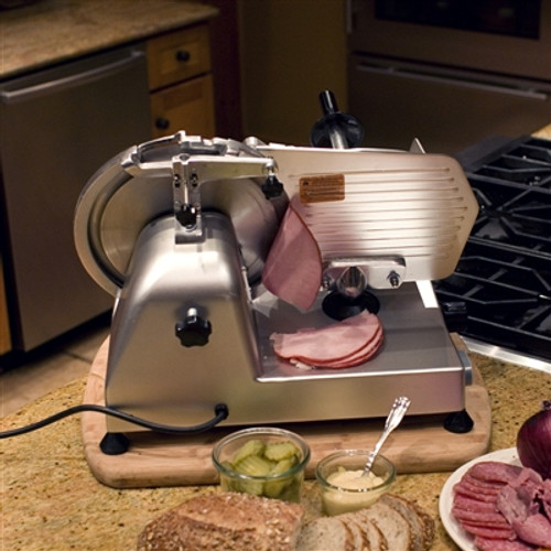 "Weston Pro 320 10"" Meat Slicer"