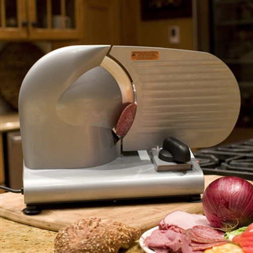 "Weston 9"" Meat Slicer (CE and UL Approved)"