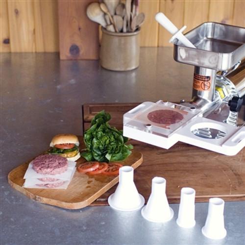 Weston Rapid Patty Maker (Meat Grinder Attachment)