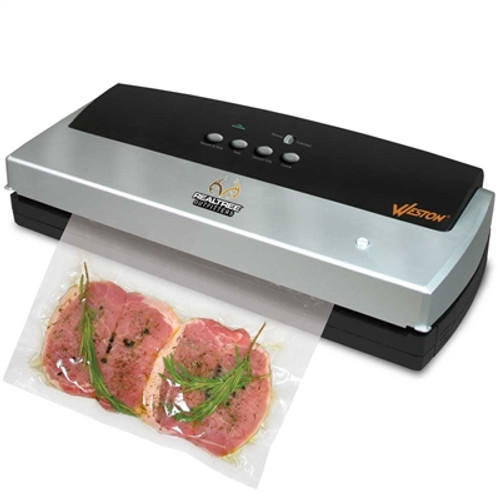 Realtree Outfitters® Harvest Guard™ Sport Vacuum Sealer
