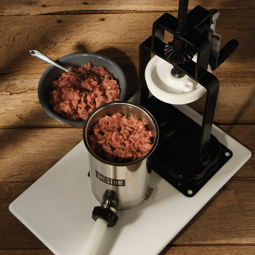 Weston 5 lb Vertical Sausage Stuffer