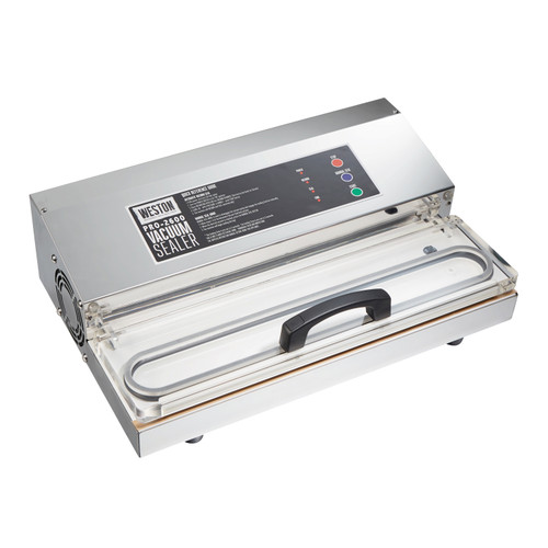 Weston Pro-2600 Stainless Steel Vacuum Sealer - Free Shipping