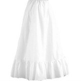 Crinoline, Light in Fullness, 1 Ruffle