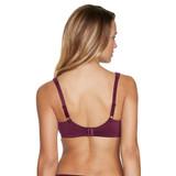 4500 Full Figure Molded Purple