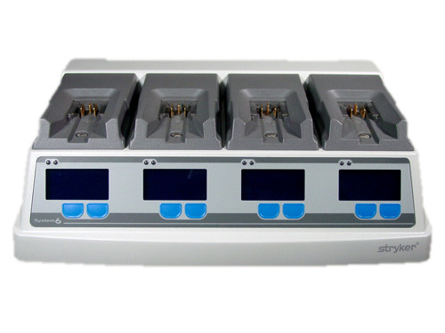 Stryker® 4 bay charger