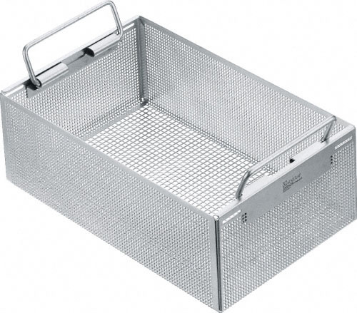 Aesculap¨ 1/4-SIZE PERF BASKET 269X173X93MM