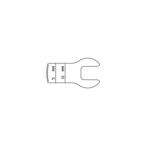 10.2mm Sagittal Saw Blade - OK153