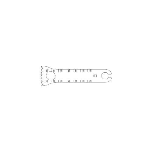 28.7mm Oscillating Saw Blade - OL129