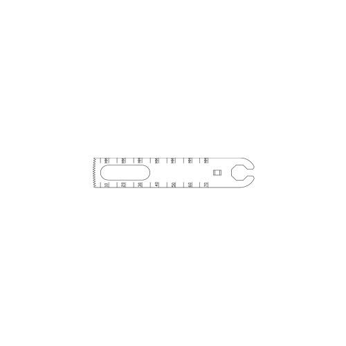 19.1mm Oscillating Saw Blade - OL135