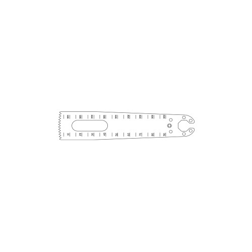 90.0mm Oscillating Saw Blade -OL205L