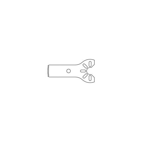 Stryker® Sagittal Blade 18.5mm long 7.0mm wide
