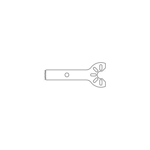 Stryker® Oscillating Blade 25.0mm x 5.5mm