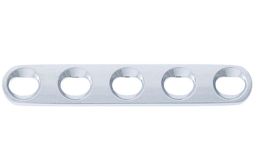 2.0mm Straight Plate - 5 Hole 29mm