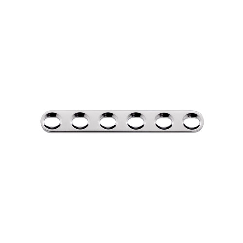 2.0mm Straight Plate - 6 Hole 35mm