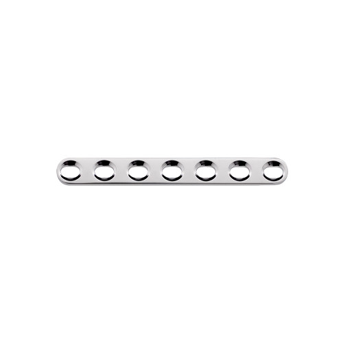 2.0mm Straight Plate - 7 Hole 41mm