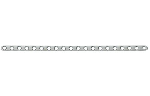 1.5mm Titanium 20 hole Straight Fracture Plate