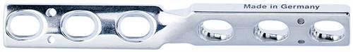 3.5mm 45 Degree 6 hole TPO Plate - Left