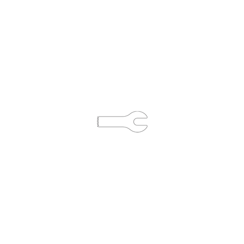 Sagittal Blade - 7.1cm Teeth - 25.5mm Useable Length - 9.4mm Blade Width