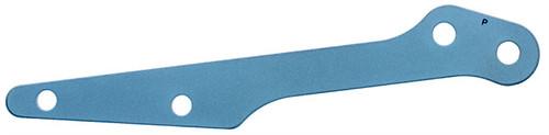 TTA Plate size 5 Forkless Long - Titanium *