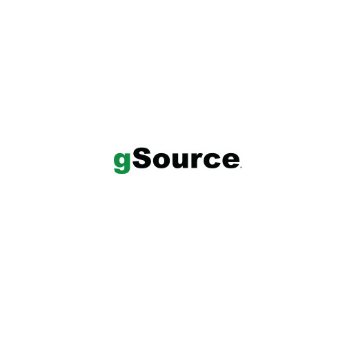 gSource Punch 8 inch, forward 1mm, Ferris-Smith-Kerrison silicone coated handle, red