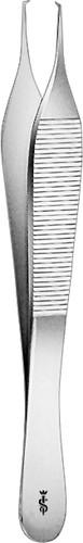 Aesculap® ADSON TISSUE Forceps FINE W/1X2T 120MM