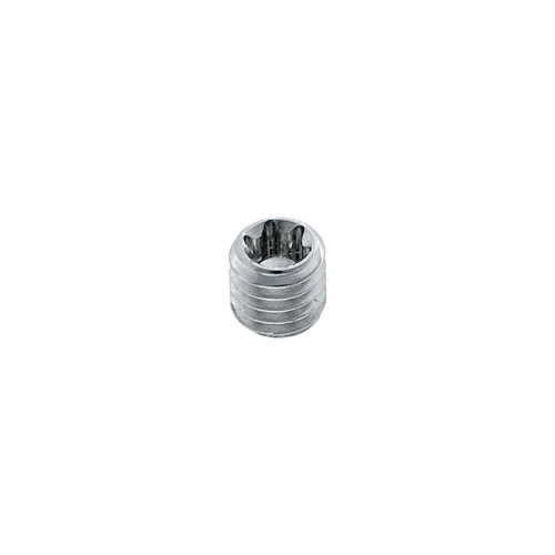 5mm long Star Recess set screw, M5-T15. For use with TPLO Jig, Slocum Saw, or Slocum Cast Saw Adapter