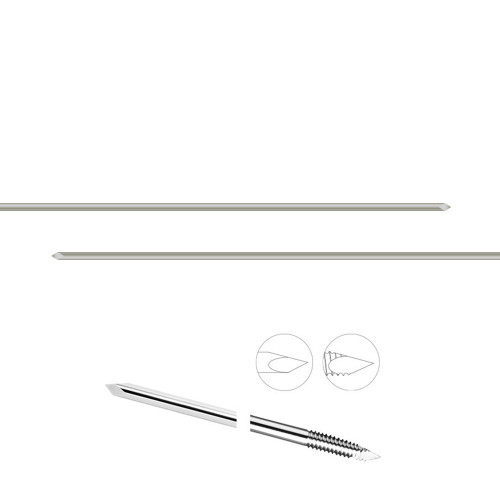 0.045 Partially Threaded 7 inch K-Wire