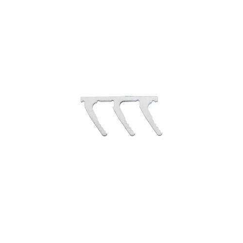 TTA Fork 3 Prong- Stainless